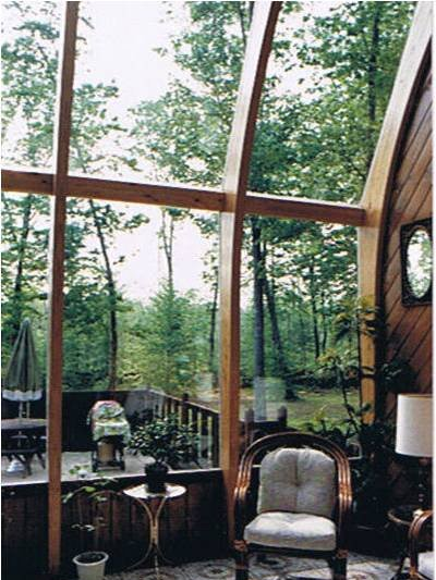 Build a Two-Story Sunroom with a DIY Kit